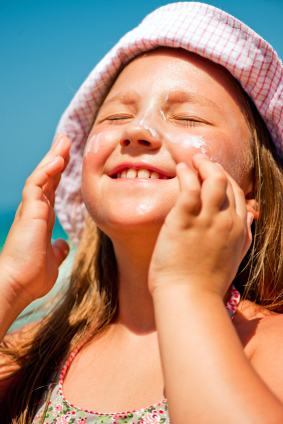 Tanning - a Child Protection Issue?
